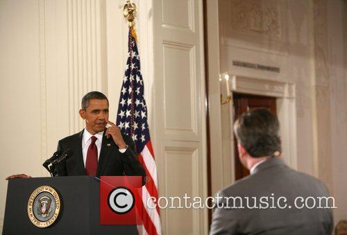 Barack Obama and White House 21