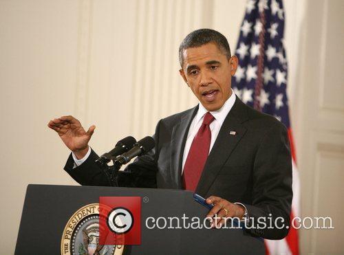 Barack Obama and White House 19