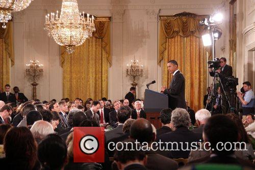 Barack Obama and White House 27