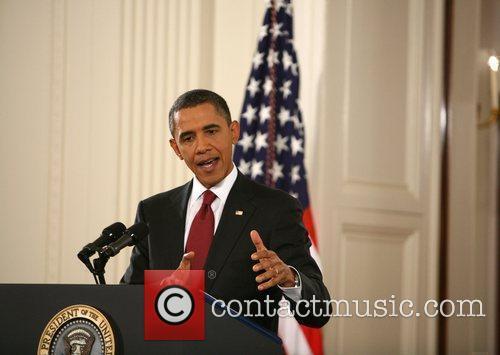 Barack Obama and White House 26