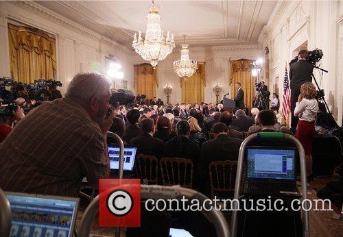 Barack Obama and White House 11