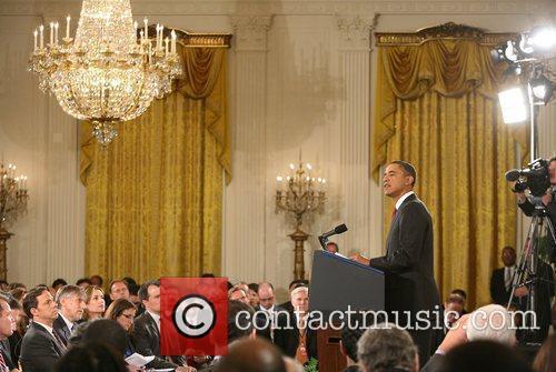 Barack Obama and White House 12