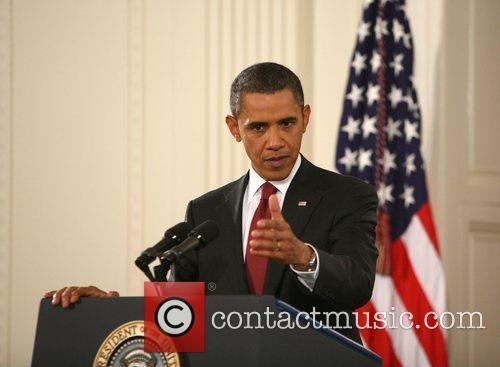 Barack Obama and White House 16