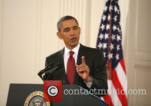 Barack Obama and White House 20