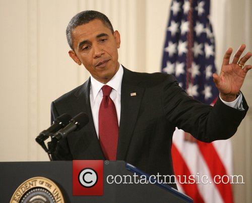 Barack Obama and White House 15