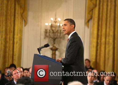 Barack Obama and White House 24