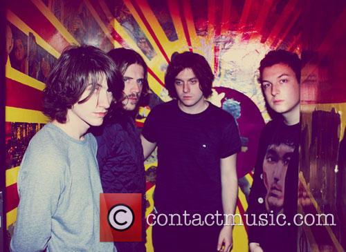 Arctic Monkeys Psychedelic