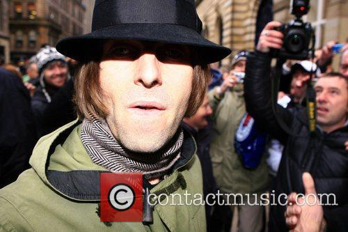 Launches his Pretty Green store in Glasgow