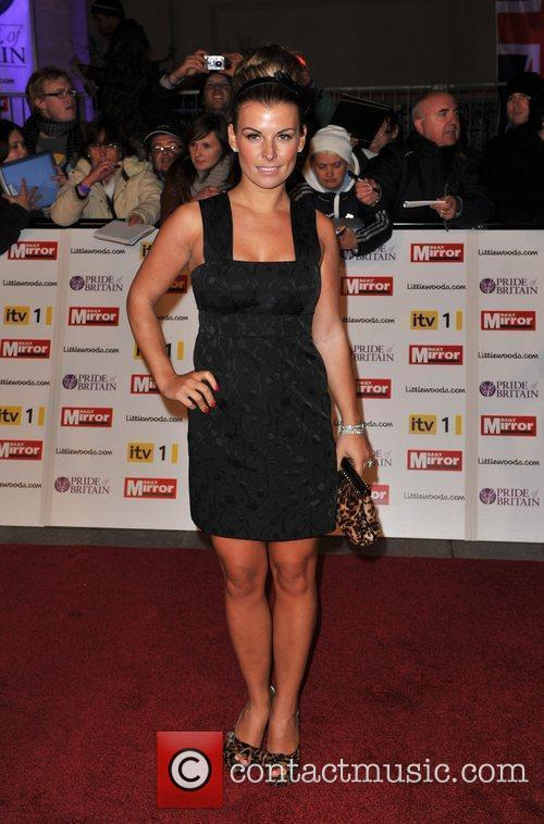 Coleen Mcloughlin and Coronation Street 2