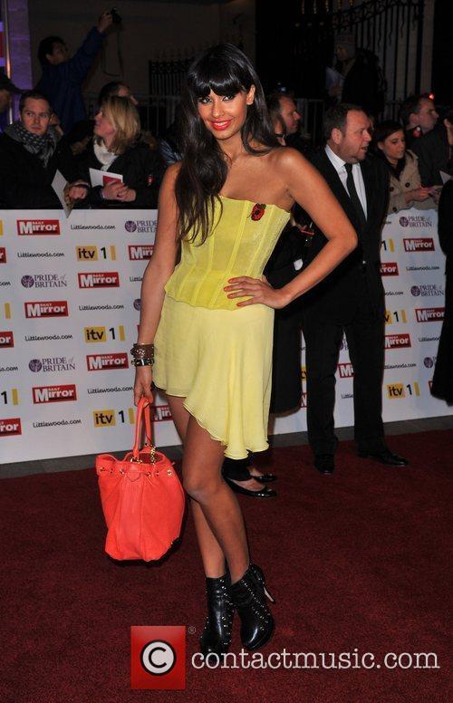 Jameela Jamil Pride of Britain Awards held at...