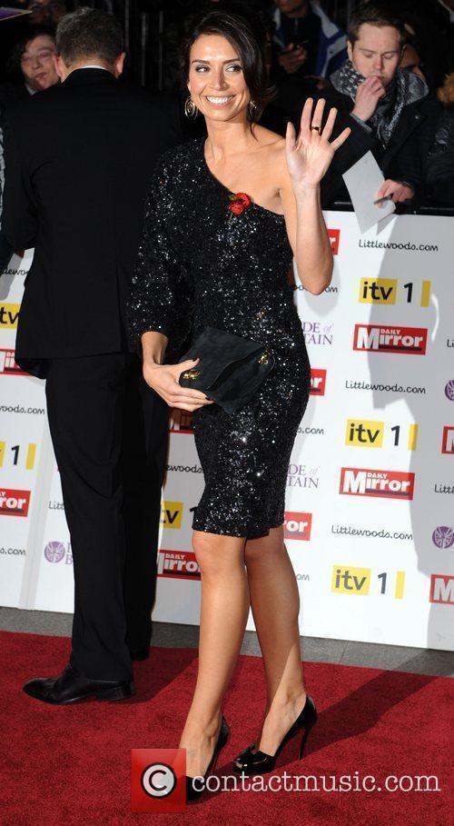 Christine Bleakley at Pride Of Britain Awards at...