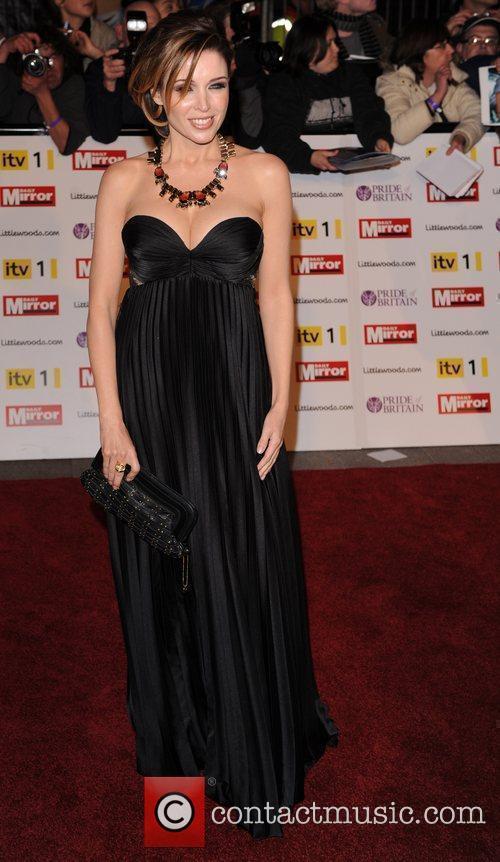 Dannii Minogue at Pride Of Britain Awards at...