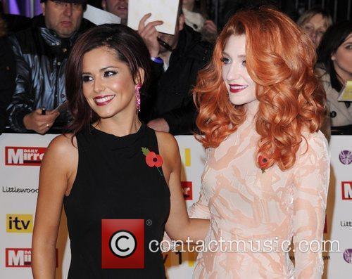 Cheryl Cole and Nicola Roberts 5