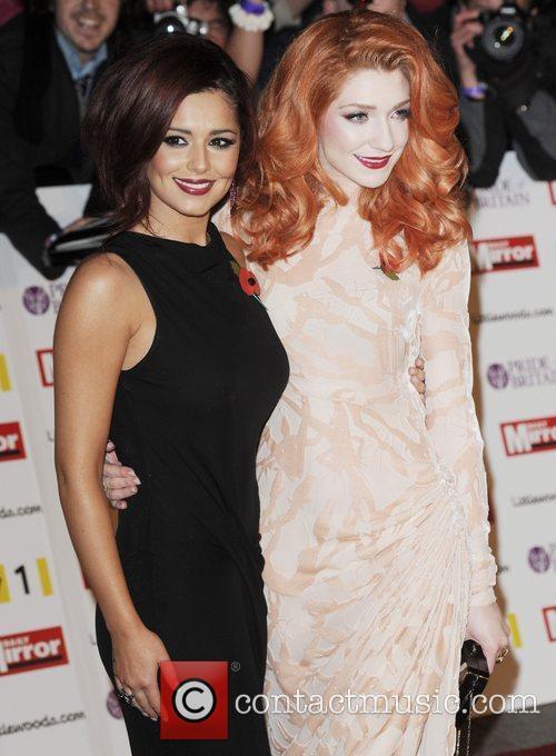 Cheryl Cole and Nicola Roberts 6