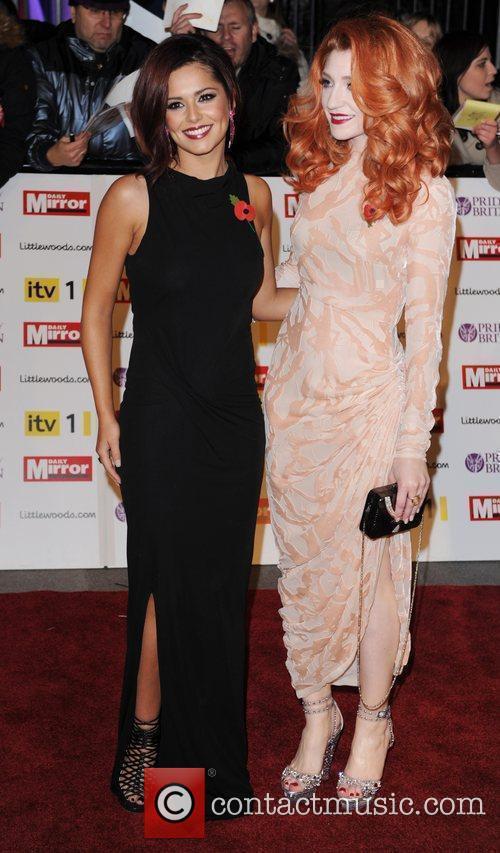 Cheryl Cole and Nicola Roberts 7