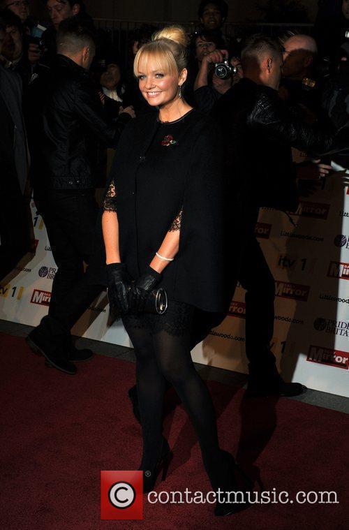 Emma Bunton Pride of Britain Awards held at...
