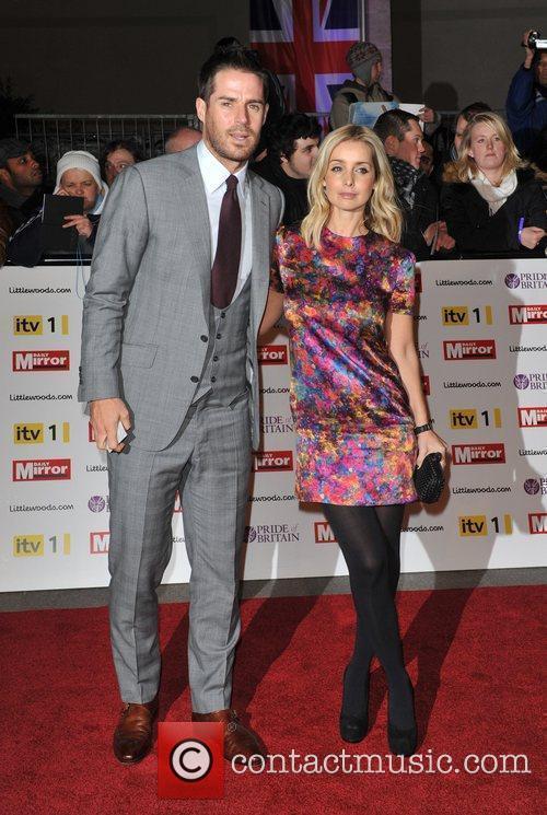 Louise Redknapp, Jamie Redknapp Pride of Britain Awards...