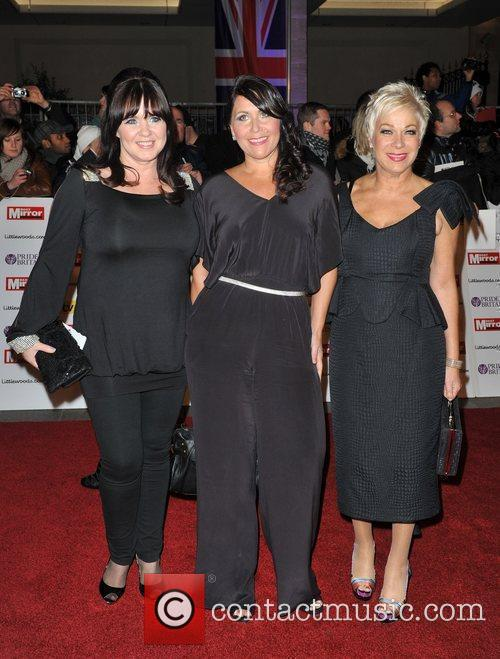 Coleen Nolan and Denise Welch 1