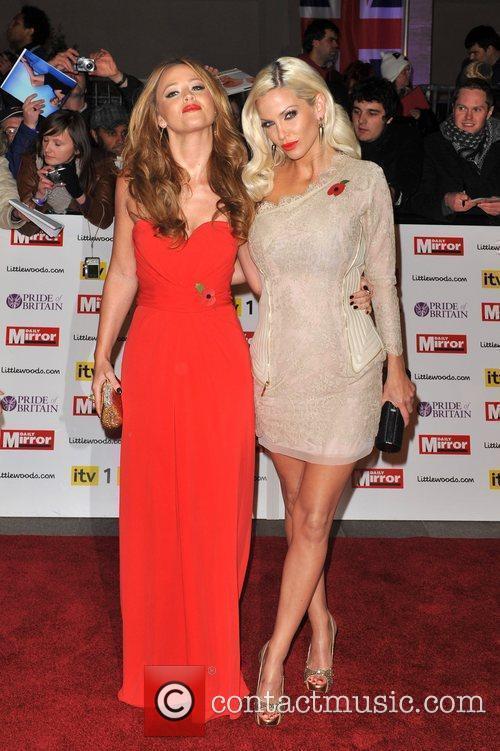 Sarah Harding and Kimberley Walsh 4