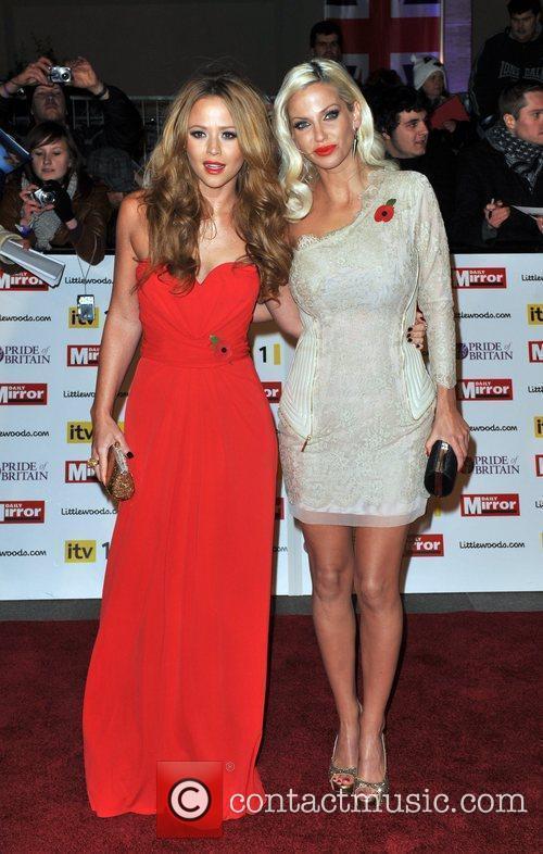 Sarah Harding and Kimberley Walsh 1
