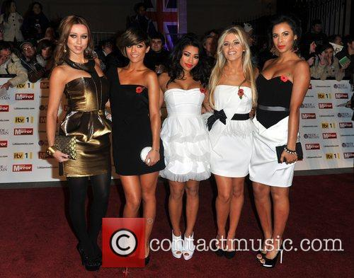 The Saturdays 12