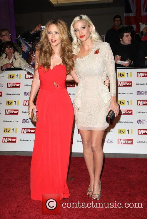 Kimberley Walsh and Sarah Harding 5