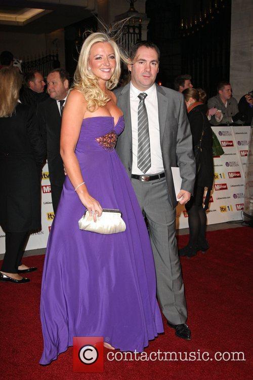 Michelle Mone Pride of Britain Awards 2010 held...