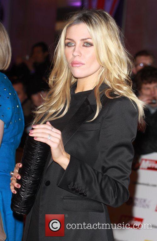 Abigail Clancy aka Abbey Clancy Britain Awards 2010...