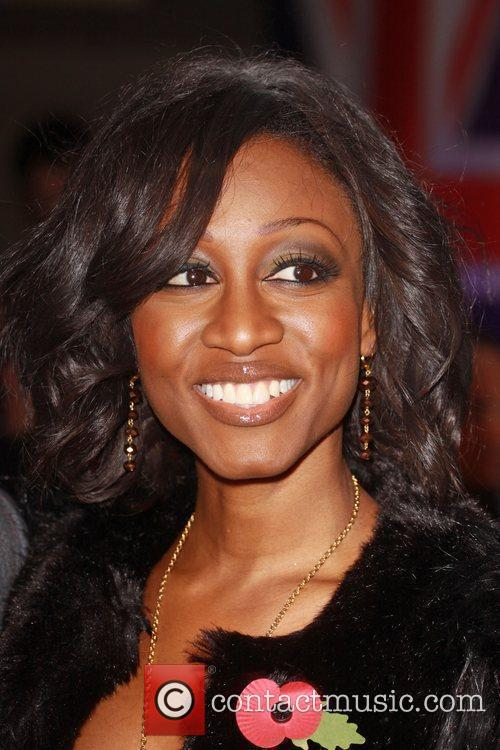 Beverley Knight Britain Awards 2010 held at the...