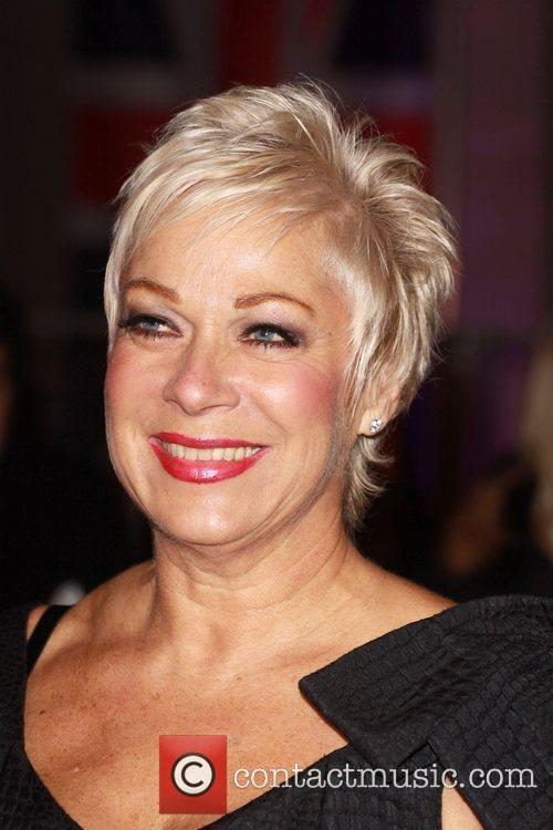 Denise Welch Britain Awards 2010 held at the...