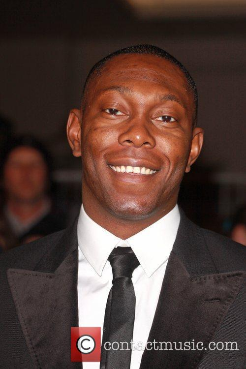 Dizzie Rascal Britain Awards 2010 held at the...