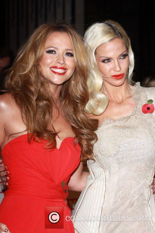Kimberley Walsh and Sarah Harding 6