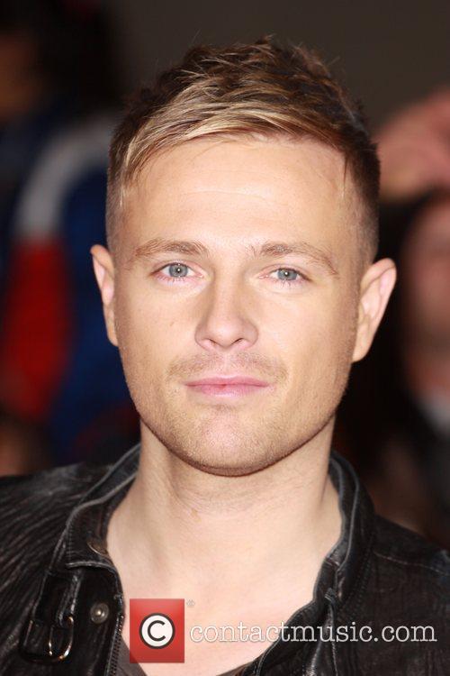 Nicky Byrne of Westlife Pride of Britain Awards...