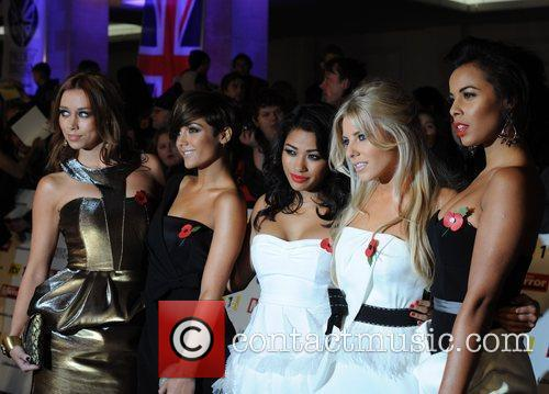 The Saturdays, Frankie Sandford, Mollie King, Rochelle Wiseman, Una Healy and Vanessa White 4