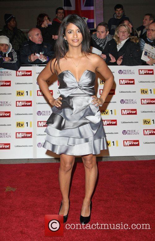 Konnie Huq Pride of Britain Awards held at...