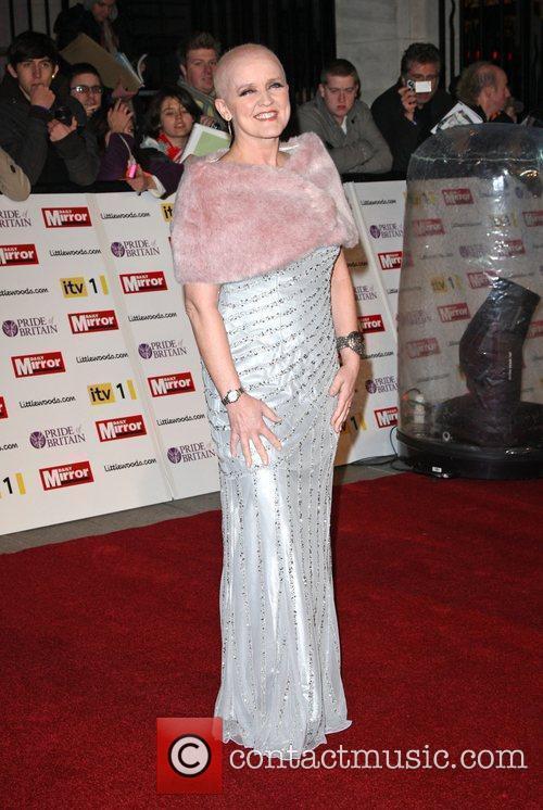 Bernie Nolan Pride of Britain Awards 2010 held...