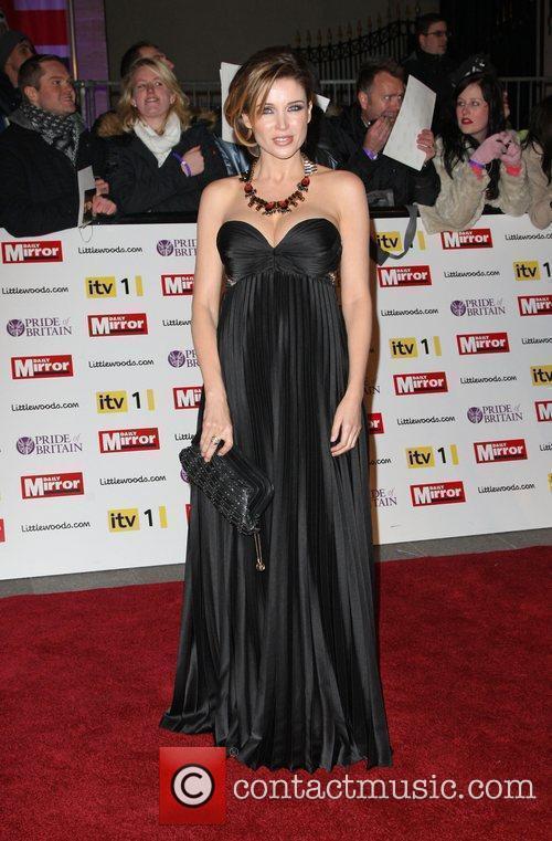 Dannii Minogue Pride of Britain Awards 2010 held...