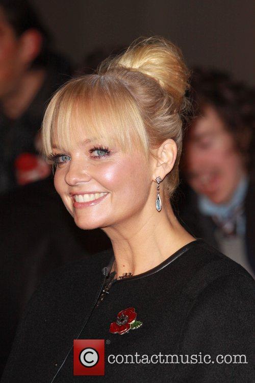 Emma Bunton Pride of Britain Awards 2010 held...