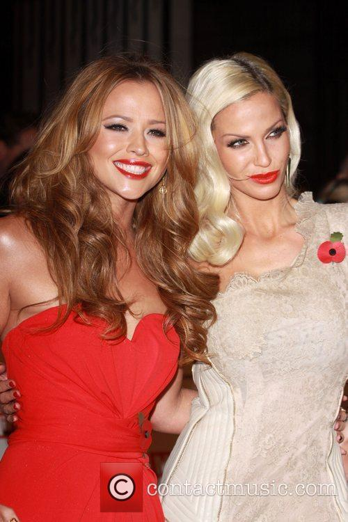 Kimberley Walsh and Sarah Harding 2
