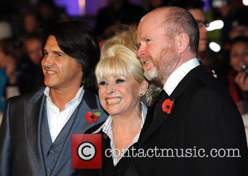 Barbara Windsor and guests Pride of Britain Awards...