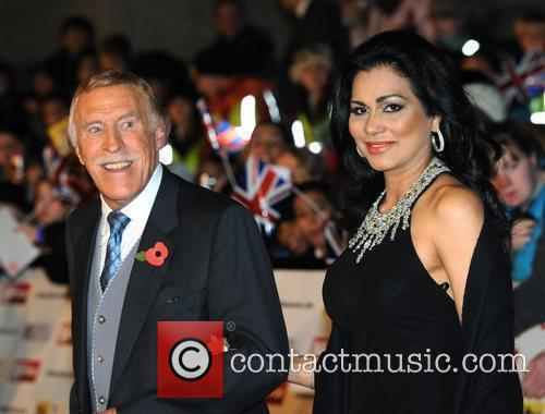 Bruce Forsyth and guest Pride of Britain Awards...