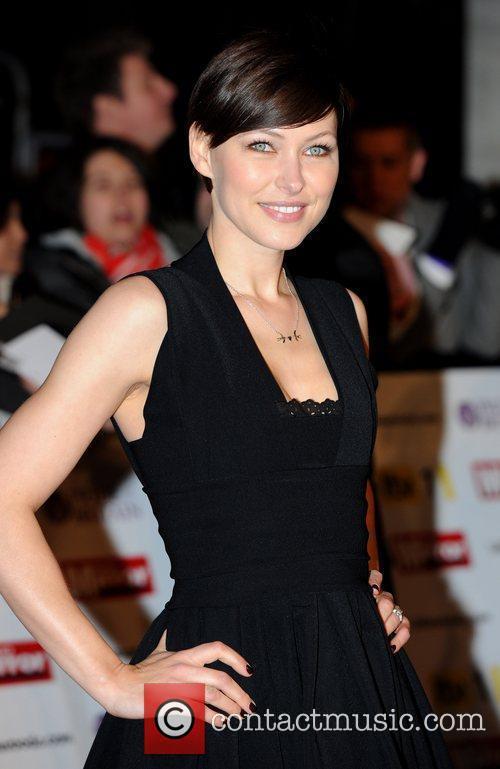 Emma Griffiths aka Emma Willis Pride of Britain...
