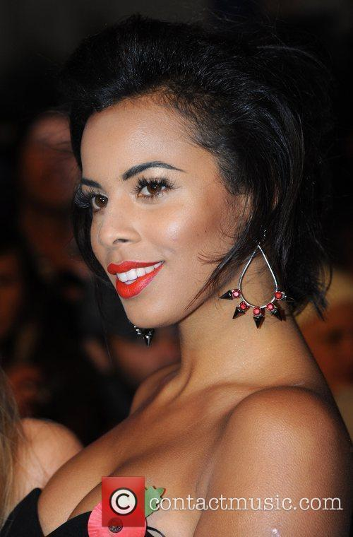 Rochelle Wiseman and The Saturdays 2