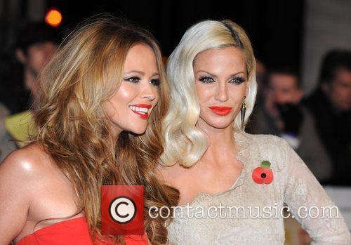 Sarah Harding and Kimberley Walsh 11
