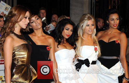 The Saturdays 3