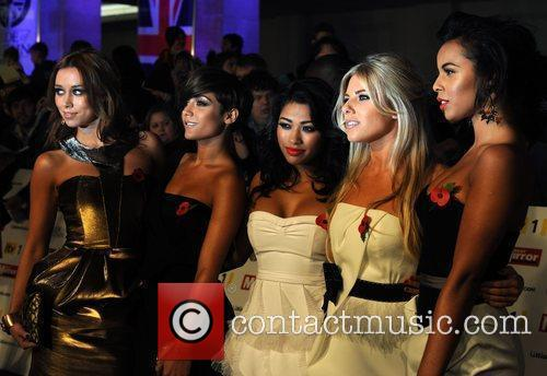 The Saturdays 5