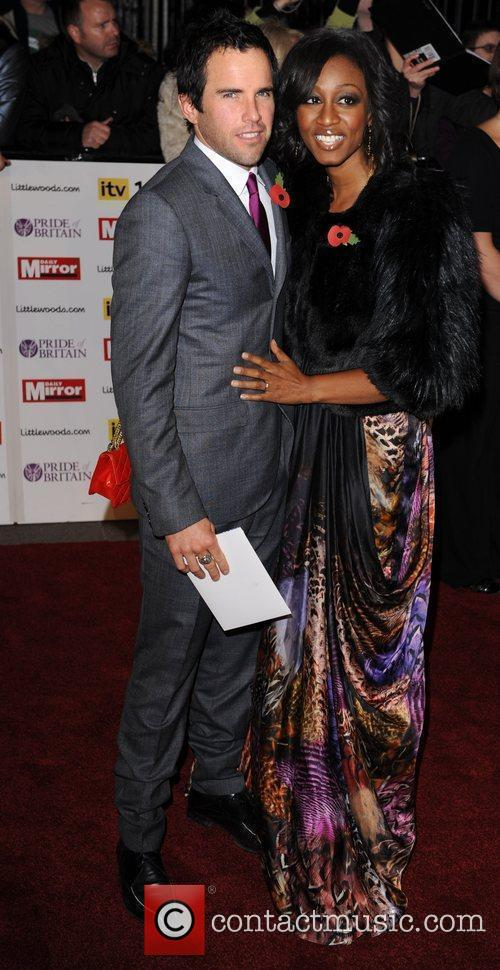 Beverley Knight at Pride Of Britain Awards at...