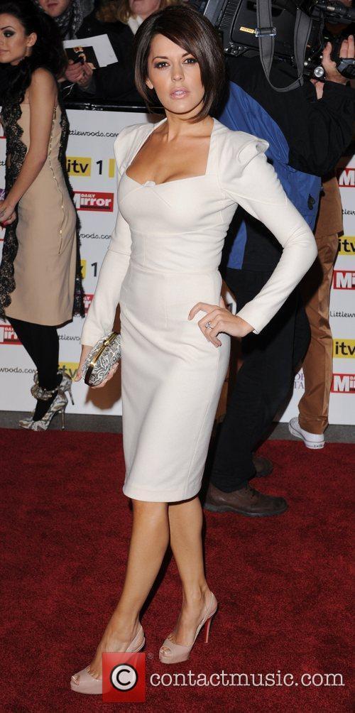 Danielle Lineker at Pride Of Britain Awards at...