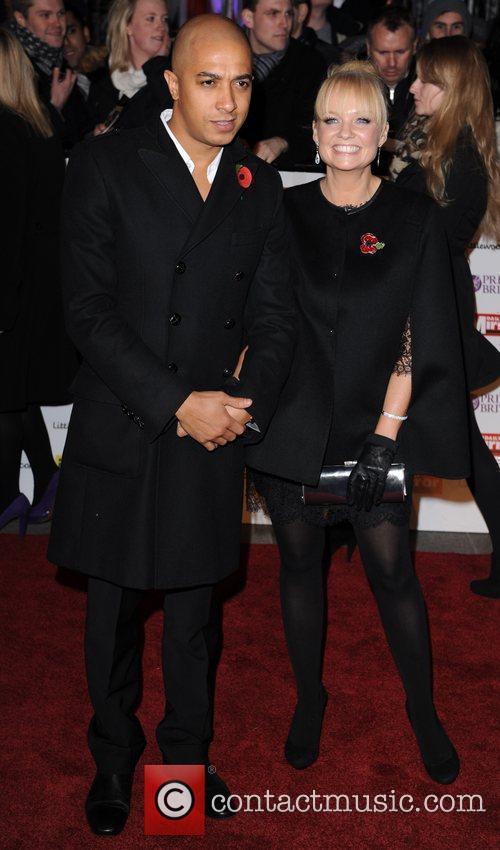 Emma Bunton at Pride Of Britain Awards at...