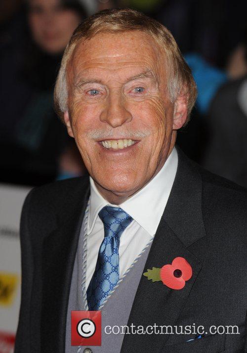 Bruce Forsyth at Pride Of Britain Awards at...